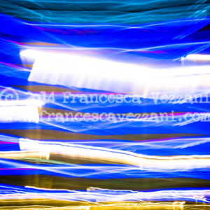 Milan Light Painting – Stampa 45×30 cm