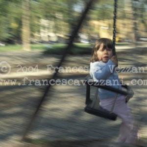 Altalena Parco del Popolo – Stampa 30×20 cm