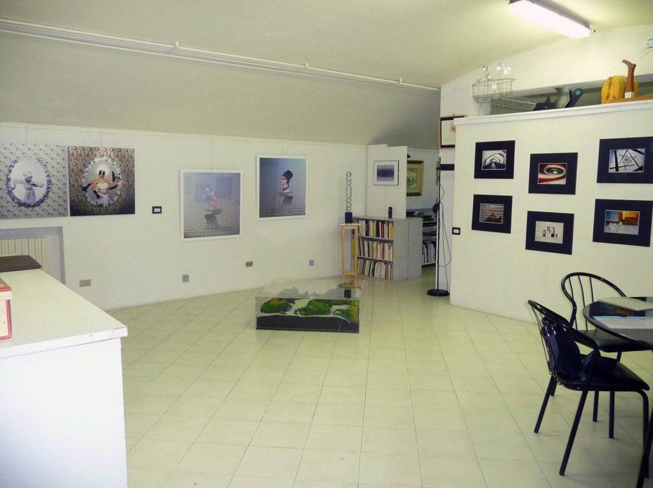 Foto Donna, galleria La Loggia, BO