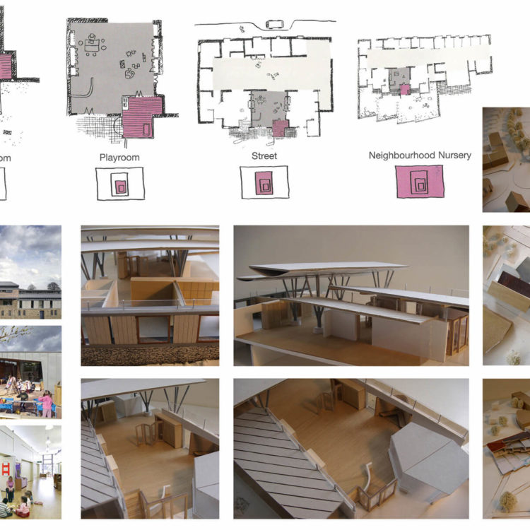 Firth Park nursery, Sheffield, Panter Hudspith Architects