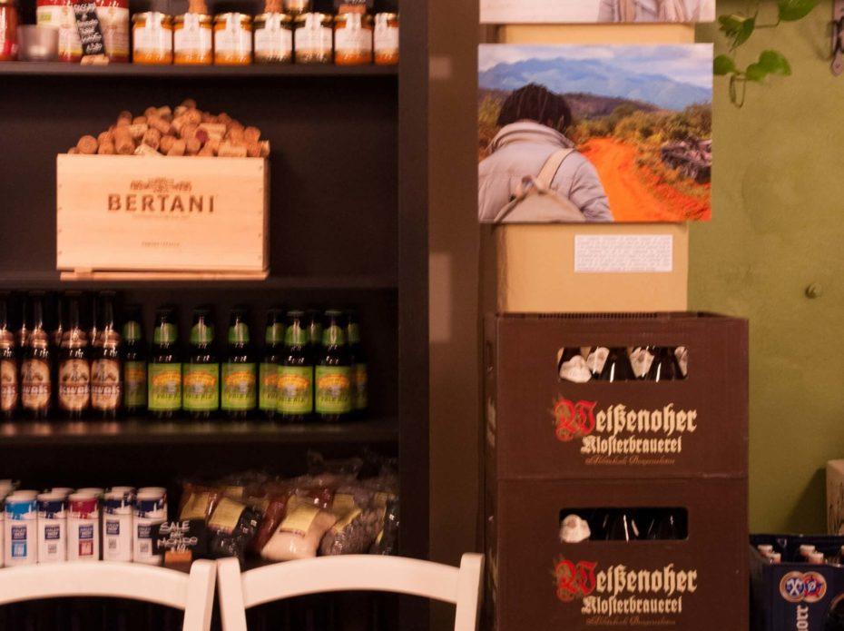 Between Dream and Reality, La Botte Gaia Restaurant, Reggio Emilia