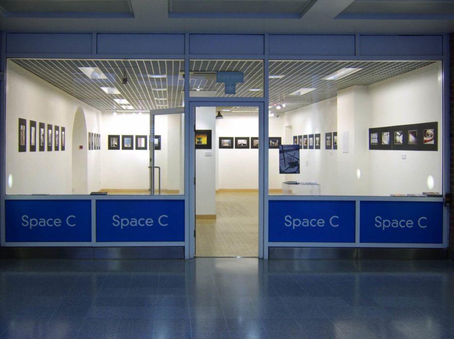 Labyrinths, Space C gallery, Croydon Clocktower, London