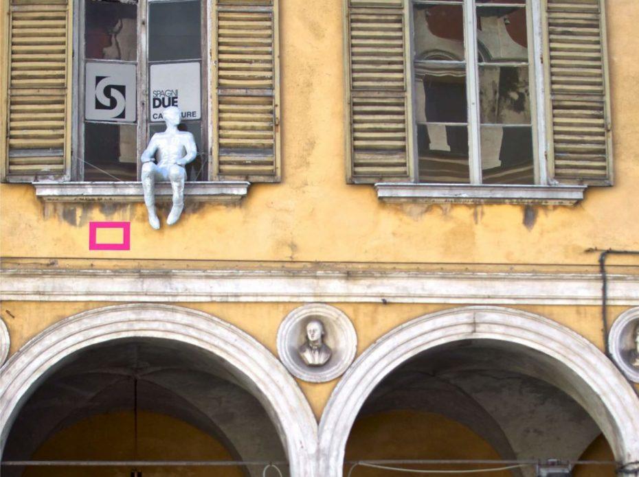 Same Skin, with Tiziano Ganapini, Reggio
